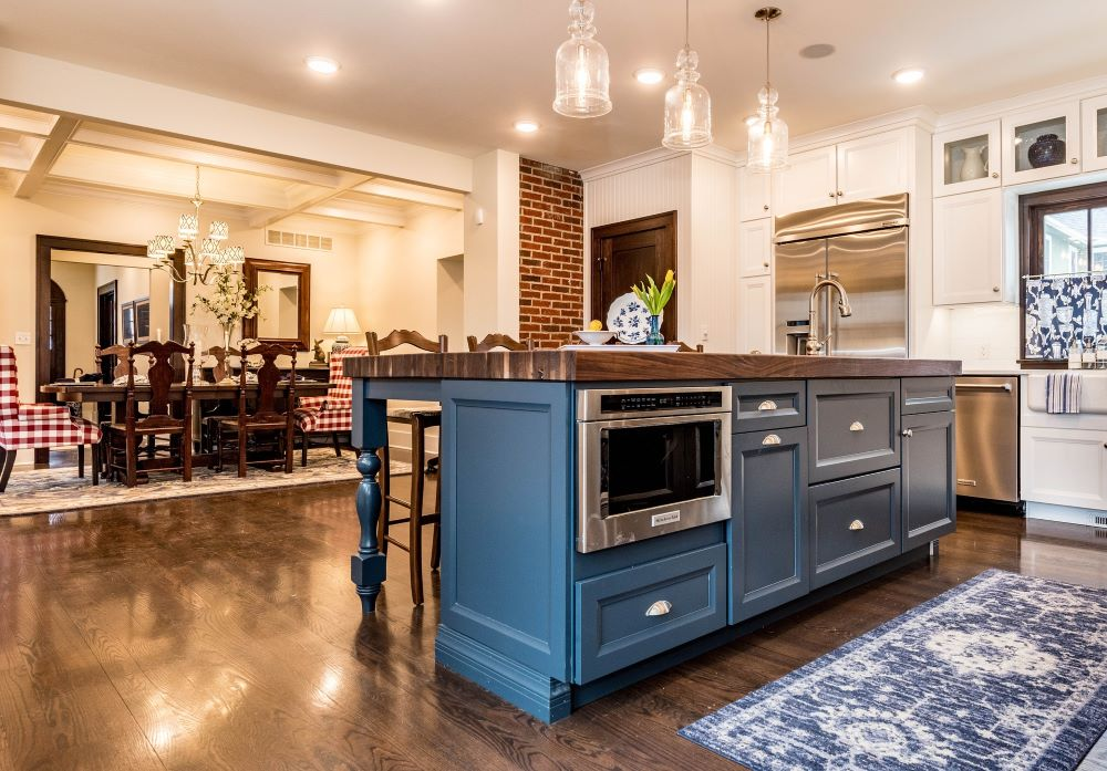 Kitchen Island Design Tips And Ideas Mastering Kitchens